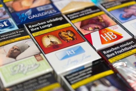 Zoll ermittelt gegen Zigarettenschmuggel