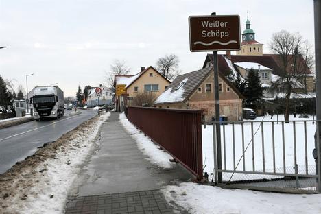 B 115 in Rietschen ein halbes Jahr lang dicht