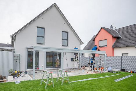 Bauen und Wohnen: So wird das Zuhause schön