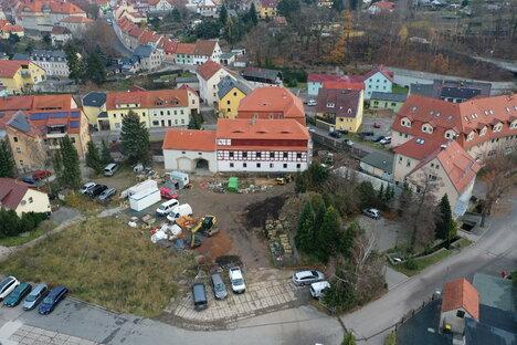 Lohgerber-Museum bekommt eine Allee