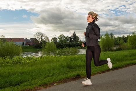 Heidenau: Fitness-Tipps vom Laufprofi