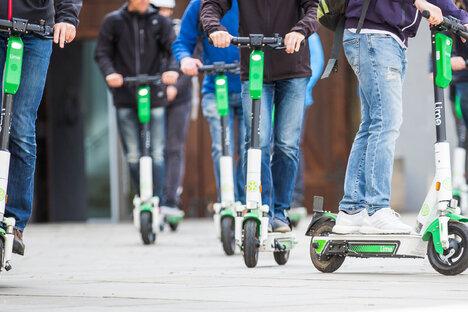 Dresden: Lime-Roller kommen wieder