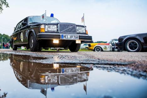Meißen: Honeckers Volvo und der Privatdetektiv