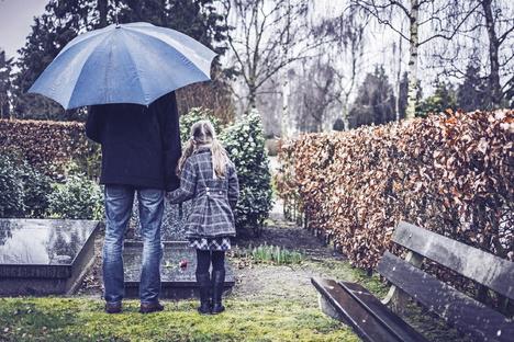Leben und Stil: Kinder trauern pfützenweise