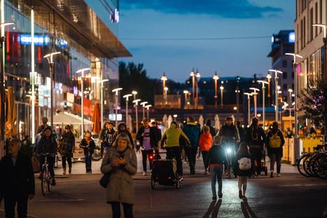 Einkaufsnacht am 2. Oktober in Dresden