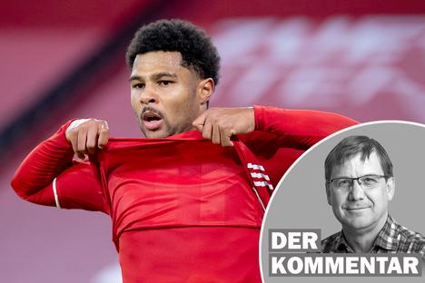 Sport: Nein, bei den Bayern passiert das nicht