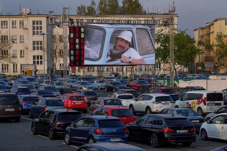 Dresden: Autokino Dresden: Ticketverkauf gestartet