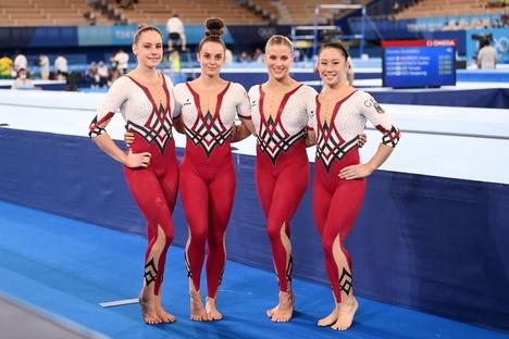 Sport: Wie sexy darf das Outfit bei Olympia sein?
