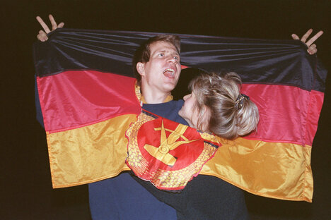 """Hier wird der """"Tag der Deutschen Einheit"""" gefeiert"""