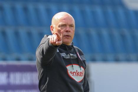 Dynamo: Ist ein Ex-Dynamo Kandidat als nächster Trainer?