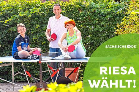 Riesa: Hausbesuch bei Marco Müller
