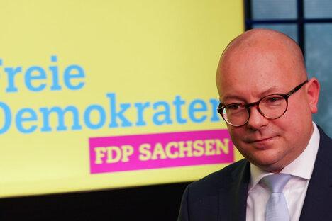 Politik: Sachsens FDP hofft auf mehr Sitze im Bundestag