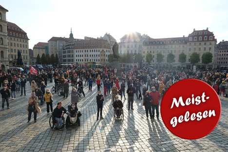 Was stört die Dresdner an ihrer Stadt?