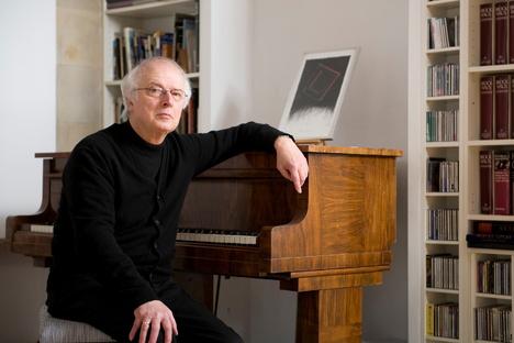 Starkomponist Udo Zimmermann gestorben