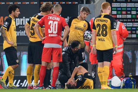 Dynamo: Nach der Diagnose: Wie reagiert Dynamo?