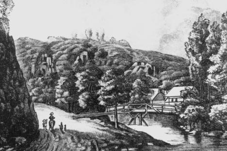 Freital: Historie: Pulvermühle an Weißeritz fliegt zweimal in die Luft