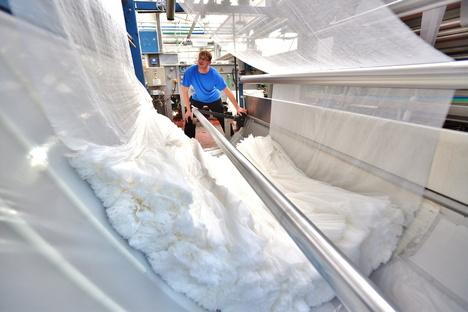 So nachhaltig will Sachsens Textilindustrie werden