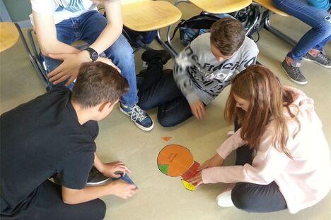 Bundestagswahl in Klassenzimmern