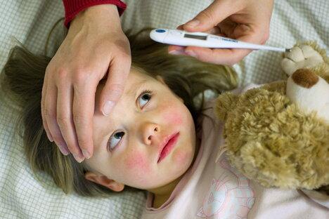 Leben und Stil: Sachsen nutzen zusätzliche Krankentage nicht aus