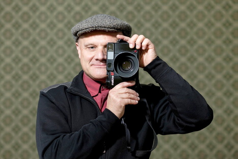 Leipziger Fotograf Erasmus Schröter ist tot