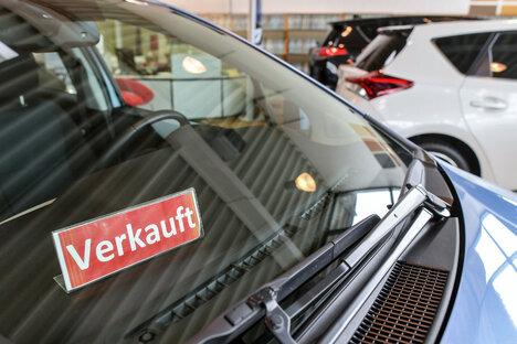 Prämie für Autokäufer strittig