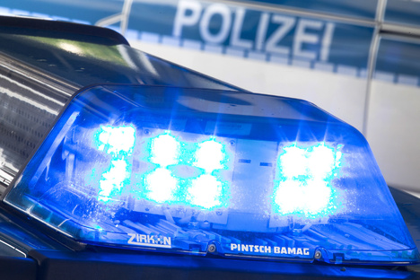 Transporter in Jonsdorf aufgebrochen