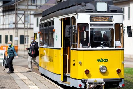 Die Zukunft der Kirnitzschtalbahn