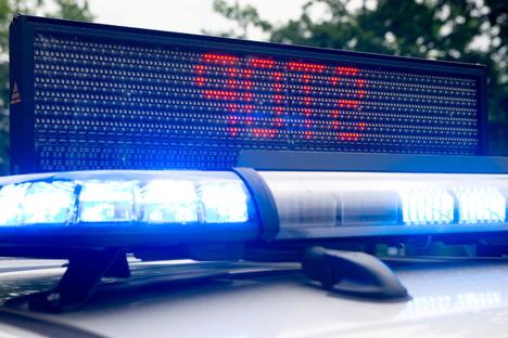 A 4: Lasterfahrer ignoriert Polizei