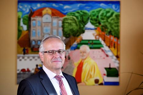 Zittauer Jurist will in den Bundestag