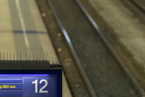 Ab Mittwoch: Zweitägiger Streik im Personenverkehr