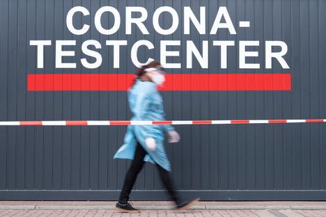Deutschland & Welt: Corona: 1.804 Neuinfektionen in Sachsen