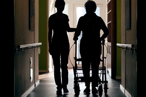 Mehr Sachsen wollen in die Pflegeberufe