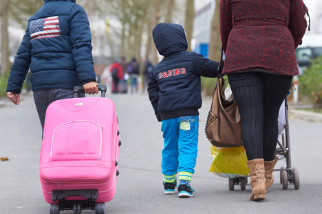 Bußgeld für Asylbewerber geplant