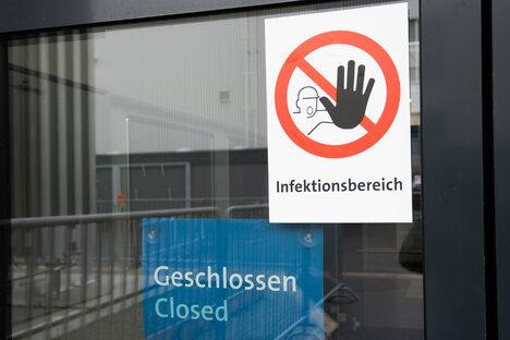 Corona: Besuchsverbot in Kliniken kommt