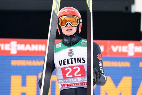 Sport: Darum ist für Skispringer Freitag kein Platz mehr