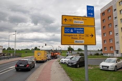"""""""Diese Straße wird so nicht gebaut werden"""""""