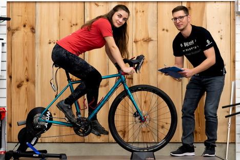 Bautzen: Wo Fahrräder maßgeschneidert werden