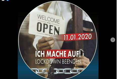 Sachsen: Händler brechen doch keine Corona-Regeln