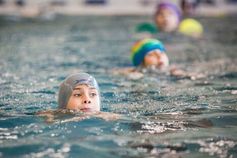 Wenige Schüler holen Schwimmunterricht nach