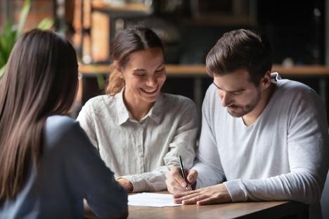 Arbeit und Bildung: Immobilienkaufleute gesucht