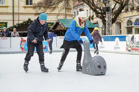 Dieses Jahr gibt's keine Eisbahn in Bautzen