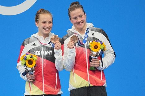 Sport: Wenn Corona bei Olympia Glück bringt