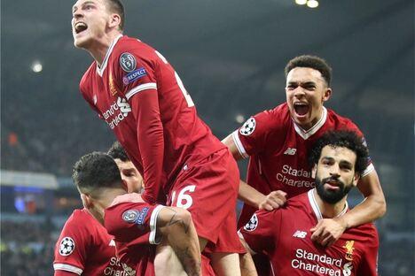 Liverpool und Rom erreichen Halbfinale