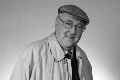 Karlheinz Drechsel kurz vorm 90. gestorben