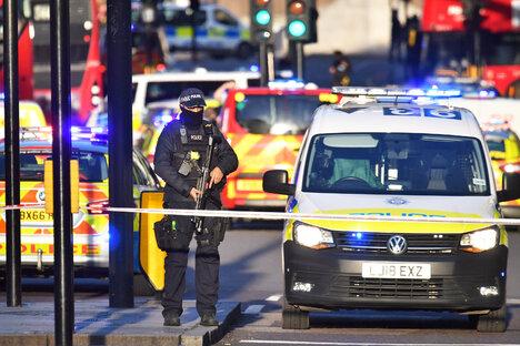 Tote bei Terrorangriff auf der London Bridge