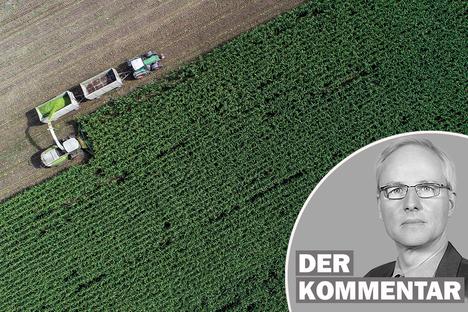 Wirtschaft: Die Agrarwende ist weiter nicht in Sicht