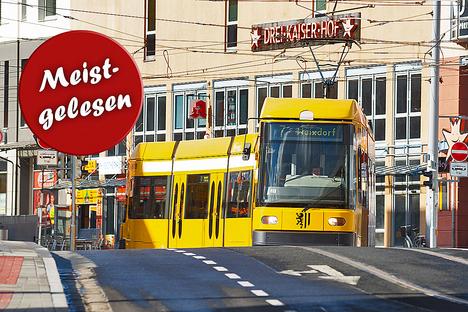 Kommt ein 365-Euro-Ticket für Dresden?