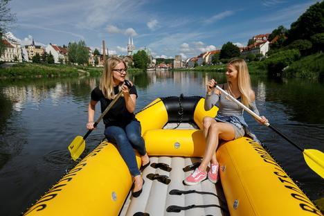 Görlitz: Neißeampel für sichere Flusstouren