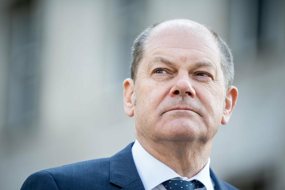 Finanzminister Olaf Scholz hat angekündigt, den Mindestlohn in Deutschland anheben zu wollen.