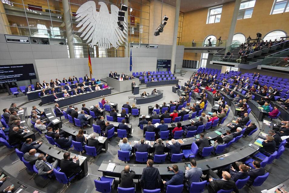 Ist der Job im Bundestag zu anstrengend?